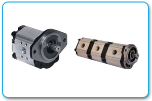 Dowty Gear Pumps / Jactech Gear Pumps