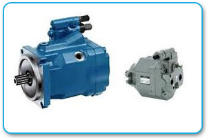 Yuken / Jactech Axial Piston Pump